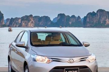 Airport shuttle service from Cat Bi to Halong