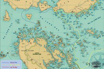 Lan Ha Bay Bai Tu Long Ha Long Bay